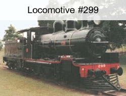 Locomotive #299